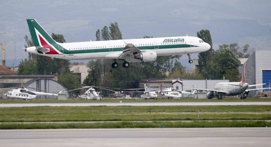 Alitalia: Ένα βήμα πριν την κρατικοποίηση ο εθνικός αερομεταφορέας της Ιταλίας