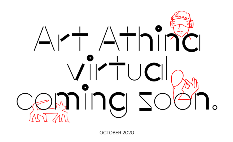 Art Athina Virtual Event to Open on October 15