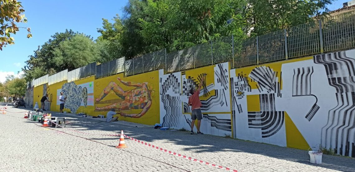 Athens Municipality Embraces Street Art