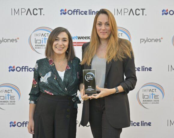 Autohellas: Σημαντική διάκριση στα Impact BITE Awards 2020