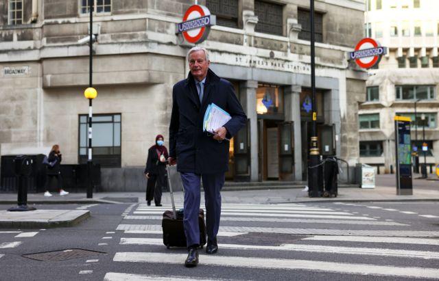 Brexit : Η ΕΕ ανοιχτή σε μια «λογική προσπάθεια» για την αλιεία – Απογοήτευση Λονδίνου