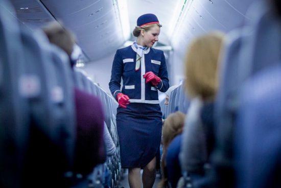 Αμερικανική έρευνα: Ο κίνδυνος έκθεσης στον κορωνοϊό είναι πολύ χαμηλός στις πτήσεις