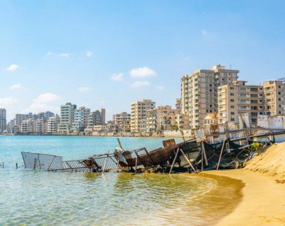 Αμμόχωστος: Στις 11 θα ανοίξει το παραλιακό μέτωπο στο θέρετρο των Βαρωσίων