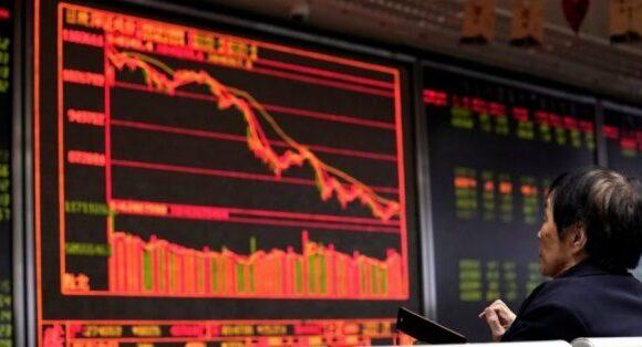 Απώλειες στην Ασία μετά την υποβάθμιση των προβλέψεων του ΔΝΤ