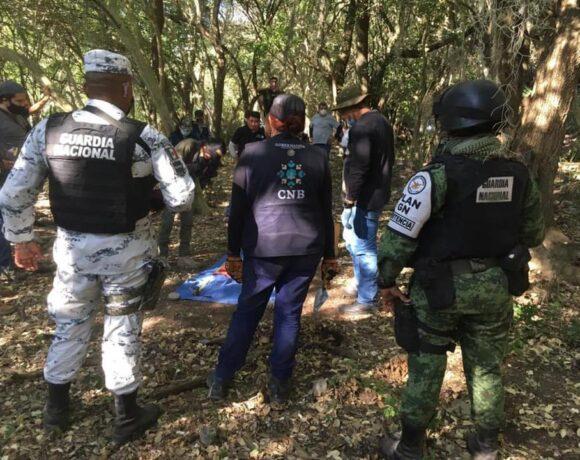 Ατελείωτη φρίκη στο Μεξικό : Τουλάχιστον 59 πτώματα βρέθηκαν σε μυστικούς ομαδικούς τάφους (εικόνες)
