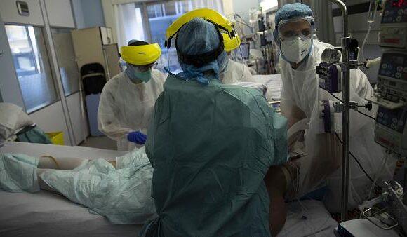 Βέλγιο: Αποστολή ασθενών με κορωνοϊό στη Γερμανία ελλείψει κρεβατιών στα νοσοκομεία