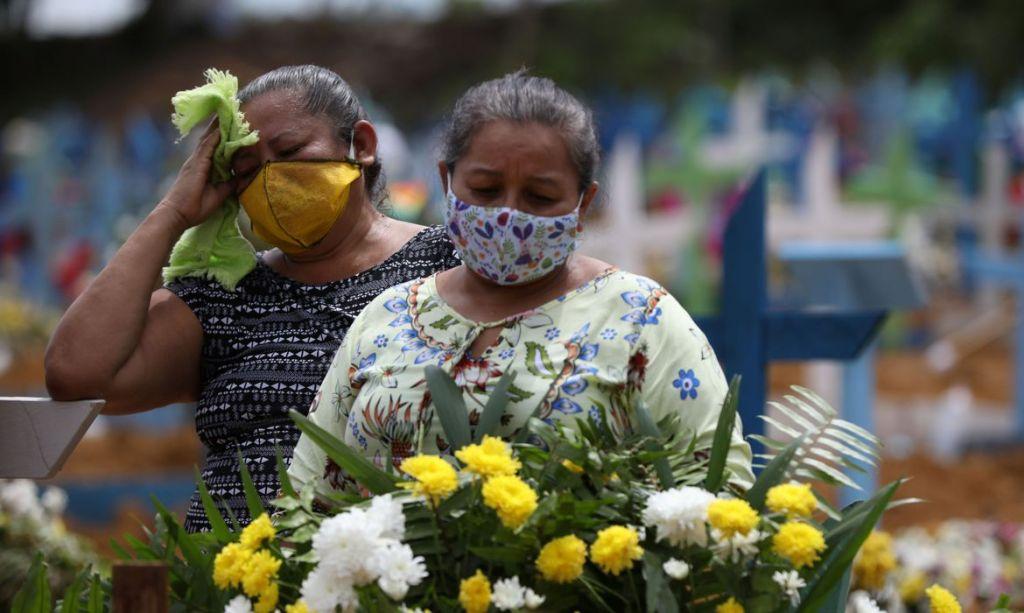 Βραζιλία : 713 θάνατοι από κοροναϊό και 28