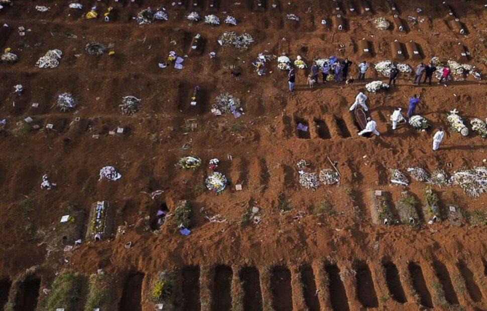 Βραζιλία : Χτυπά με αμείωτη ένταση ο κοροναϊός – 153.214 νεκροί και 5.200