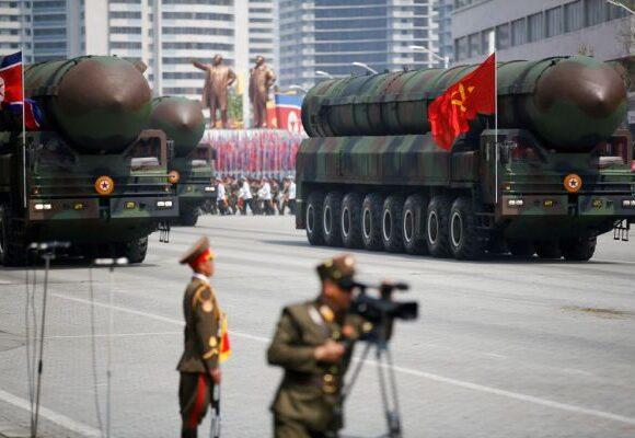 Βόρεια Κορέα : Ανησυχίες για αποκάλυψη ισχυρών οπλικών συστημάτων στην παρέλαση του Σαββάτου