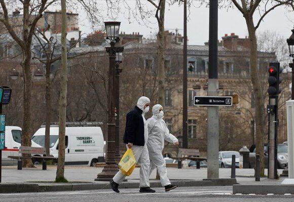 Γαλλία lockdown: Σε ποιες χώρες κλείνει τα σύνορα – Υποχρεωτική η τηλεργασία, κυκλοφορία με βεβαιώσεις