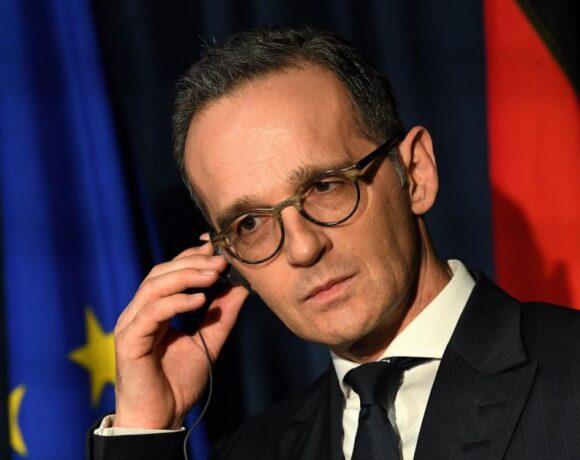 Γερμανός ΥΠΕΞ για Ναβάλνι : Δεν είναι δυνατόν να παρακαμφθούν οι κυρώσεις της ΕΕ κατά της Ρωσίας