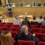 Δίκη Χρυσής Αυγής: Eν αναμονή της απόφασης του δικαστηρίου για τις αναστολές