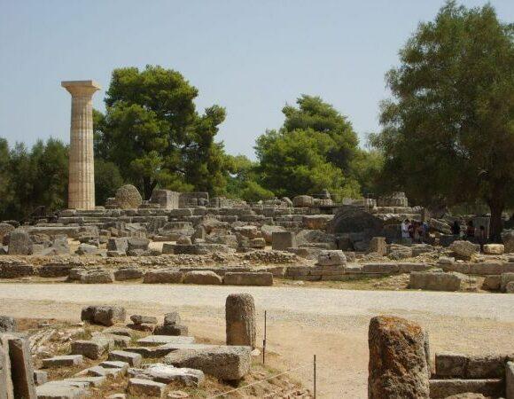 Διαδικτυακή πλατφόρμα για την τουριστική προβολή της Αρχαίας Ολυμπίας