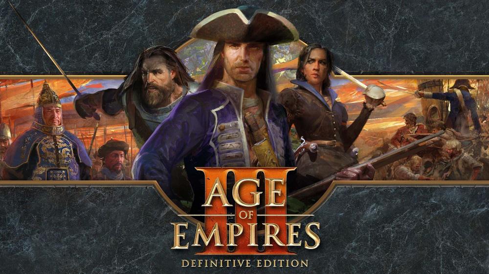 Διαθέσιμο το Age of Empires III: Definitive Edition για PC