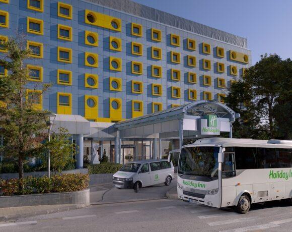 Διπλή βράβευση για το ξενοδοχείο Holiday Inn Athens – Attica Ave
