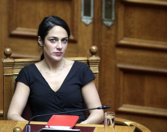 Δόμνα Μιχαηλίδου: «Υπερκαλύψαμε τη ζήτηση για θέσεις στους βρεφονηπιακούς»