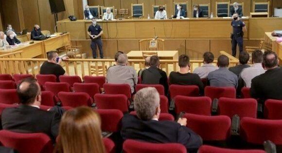 Εγκληματική οργάνωση Χρυσή Αυγή: Τι προβλέπεται μετά τα ελαφρυντικά – Σήμερα η πρόταση επί των ποινών