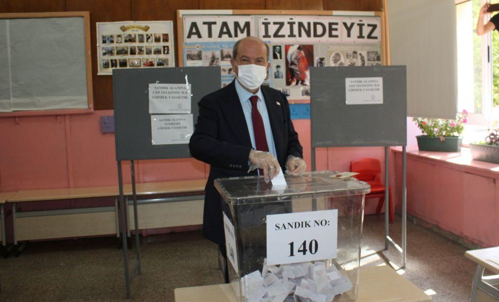 «Εκλογές» στα Κατεχόμενα : «Έτοιμος για διαπραγματεύσεις» – Η πρώτη δήλωση Τατάρ