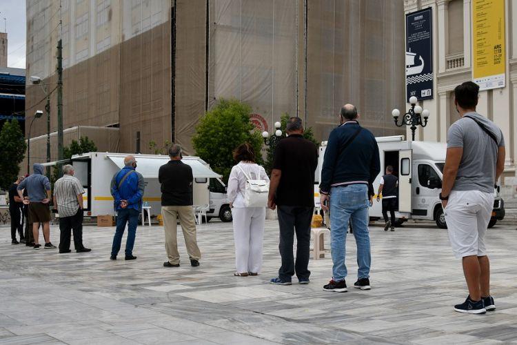 ΕΟΔΥ: Εντοπίστηκαν 19 κρούσματα στον Πειραιά μετά από 2