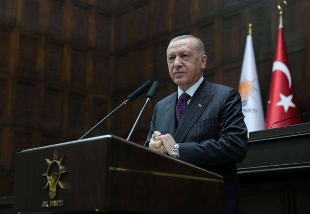 Ερντογάν : Η Τουρκία έχει δικαίωμα να επεμβαίνει σε Συρία, Αζερμπαϊτζάν, Σομαλία