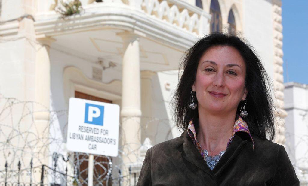 Ευρωπαϊκό Κοινοβούλιο : Θεσπίζει βραβείο προς τιμήν της δολοφονηθείσας μαλτέζας δημοσιογράφου Καρουάνα Γκαλίτζια