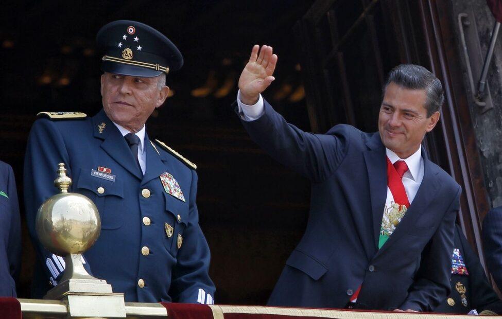 ΗΠΑ : «Νονός» των συμμοριών ναρκωτικών ο πρώην υπουργός Αμυνας του Μεξικού