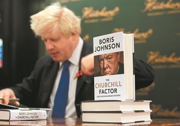Θα ήταν ο Τσόρτσιλ αρνητής της μάσκας; – Η μεγάλη απορία στη Βρετανία του Τζόνσον