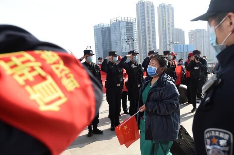 Κίνα : 13 νέα «εισαγόμενα» κρούσματα κοροναϊού – Μόνο 5 σε σοβαρή κατάσταση