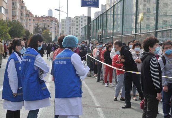 Κίνα : Τεστ κοροναϊού σε 9 εκατ