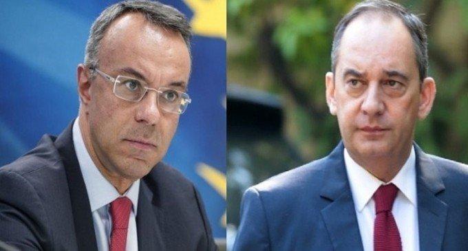 Κοινή δήλωση υπουργών Οικονομικών και Ναυτιλίας σχετικά με το ενδιαφέρον για τον Οργανισμό Λιμένος Αλεξανδρούπολης