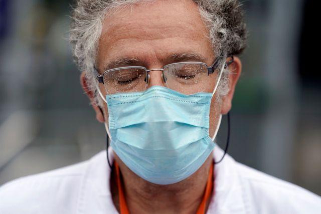 Κοροναϊός : Απεργία γιατρών εν μέσω πανδημίας στην Ισπανία