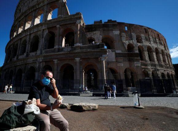 Κοροναϊός – Ιταλία : Σε υψηλά επίπεδα τα κρούσματα – Πιο αυστηρά μέτρα ετοιμάζει η κυβέρνηση