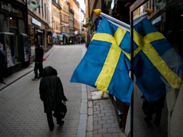 Κοροναϊός : Ο μοναχικός δρόμος της Σουηδίας
