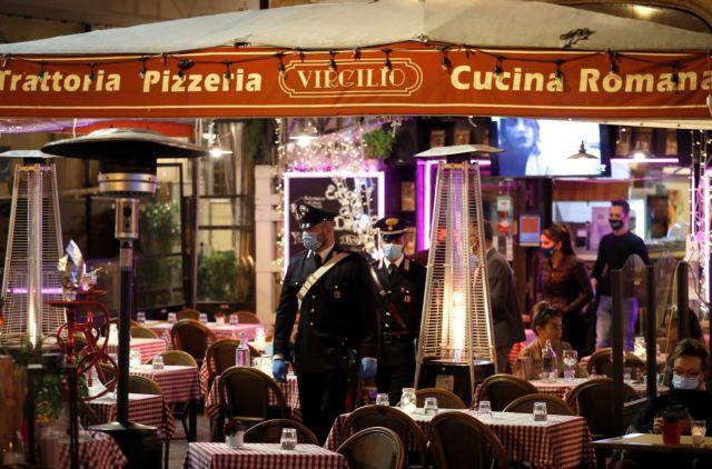 Κοροναϊός : Στα ύψη για μία ακόμη ημέρα τα κρούσματα στην Ιταλία