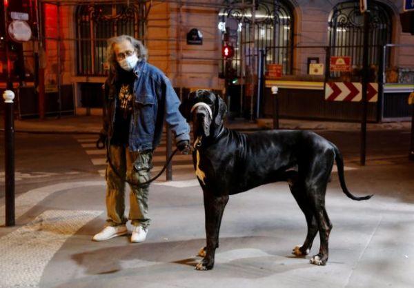 Κοροναϊός : Το Παρίσι όπως δεν το έχεις ξαναδει μέσα από 10 φωτογραφίες