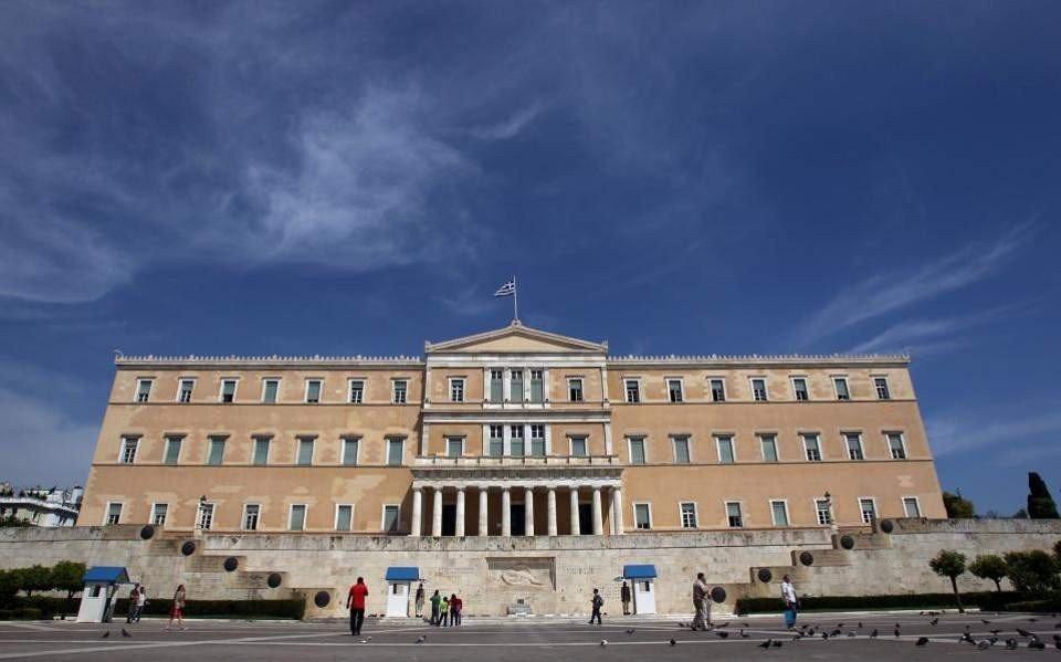 Κορωνοϊός: Θετικοί στον κορωνοϊό δύο υπάλληλοι της Βουλής