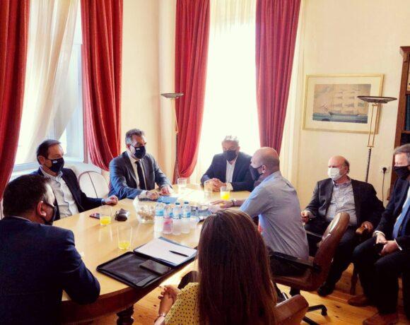 Μάνος Κόνσολας: «Η Στερεά Ελλάδα πρέπει να μπει δυναμικά στο χάρτη των τουριστικών προορισμών»