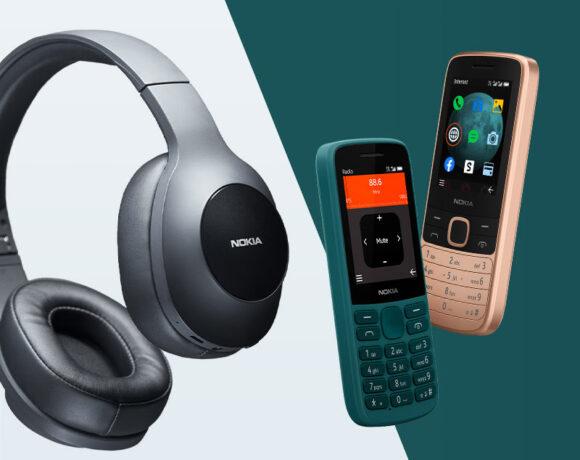 Νέα 4G feature phones και ασύρματα ακουστικά από τη Nokia