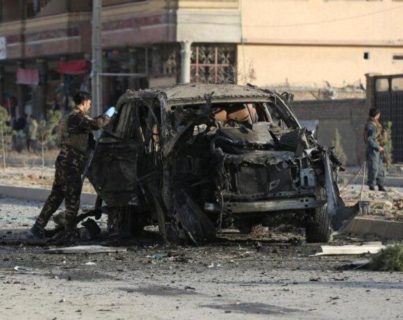 Νέο μακελειό στο Αφγανιστάν : Τουλάχιστον 13 νεκροί από έκρηξη βόμβας στην άκρη του δρόμου