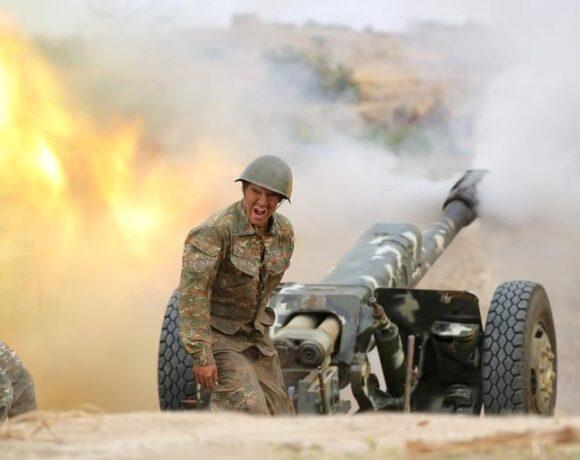 Ναγκόρνο Καραμπάχ : 21 στρατιώτες νεκροί στις μάχες με το Αζερμπαϊτζάν