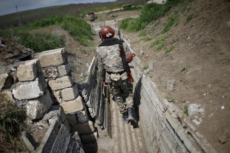 Ναγκόρνο Καραμπάχ : Συνεχίζονται οι εχθροπραξίες, οι διαφωνίες, αλλά και οι αλληλοκατηγορίες