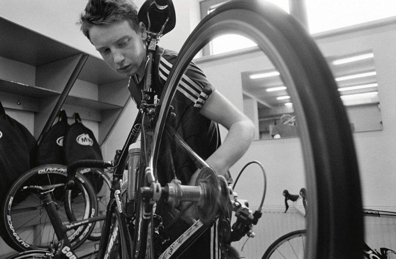 Ο ποδηλατάς του Χάκνι που έγραψε ιστορία στο Μιλάνο