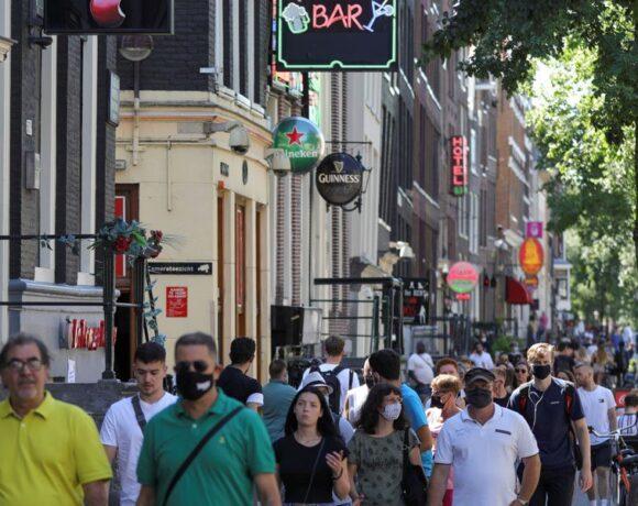 Ολλανδία: «Μερικό lockdown» ανακοίνωσε ο πρωθυπουργός Μαρκ Ρούτε