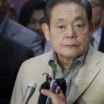 Πέθανε ο πρόεδρος της Samsung, Λι Κουν Χι