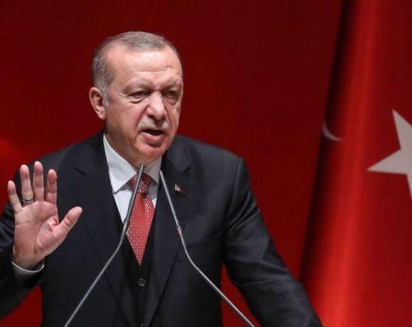 Παρέμβαση Ερντογάν: Παραμένουμε στο πλευρό των «καταπιεσμένων» από την Ανατολική Μεσόγειο μέχρι τον Καύκασο