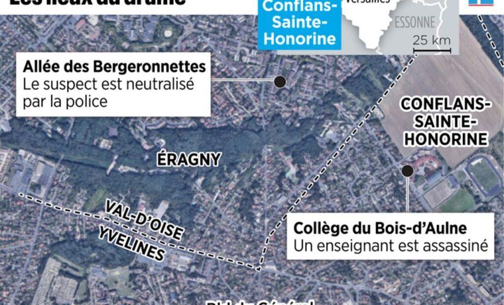 Παρίσι : Το παρασκήνιο και οι πρωταγωνιστές της φρικιαστικής επίθεσης