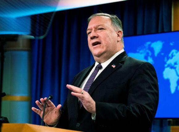 Πομπέο : Η Τουρκία «εντείνει τους κινδύνους» στη σύγκρουση στο Ναγκόρνο Καραμπάχ