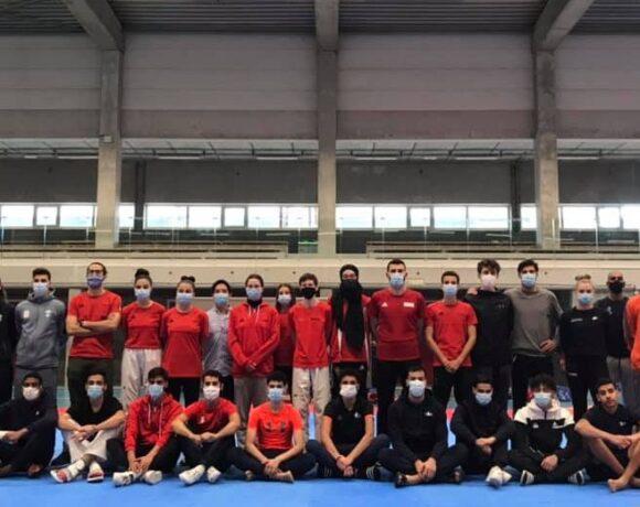 Προετοιμασία και αγώνες στις Βρυξέλλες η προ-Ολυμπιακή ομάδα