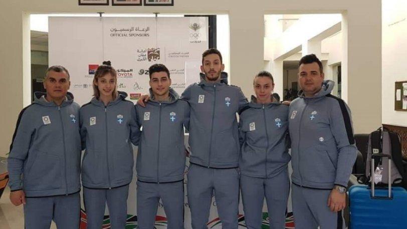 Προετοιμασία σε Βελιγράδι και Παρίσι η προ-Ολυμπιακή ομάδα