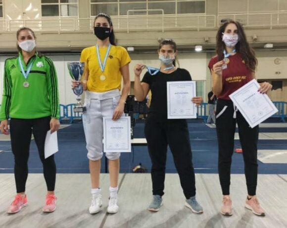 Πρωταθλήτρια Ελλάδας για άλλη μια χρονιά η Γκουντούρα
